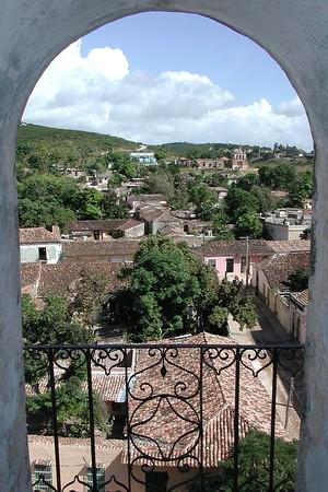 Trinidad Tower Cuba Lugares Cubanos - Places in Cuba