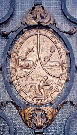 Sheild of La Universidad de Habana.... Different Format   http://www.uh.cu/