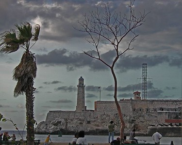 Just before the Storm in Havana