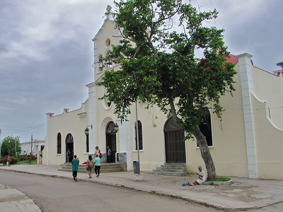 Church of Saint Lazarus - Iglesia de san Lazaro  CUBA