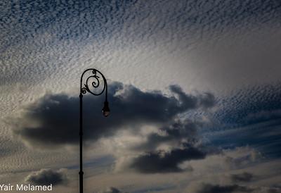 SOLO STREET LAMP
