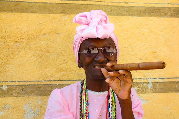 Cigar Smoker<br /> Havana
