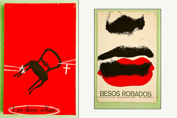 Old Cinema Posters<br /> Remedios