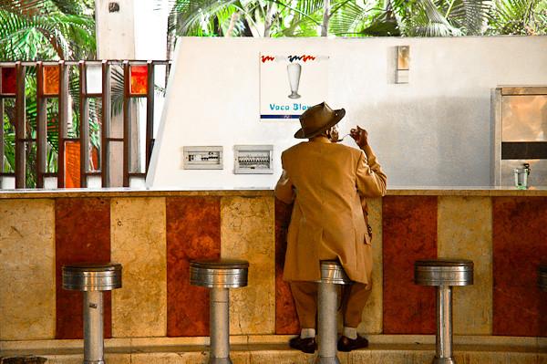 Copellia Ice Cream Parlor<br /> Havana