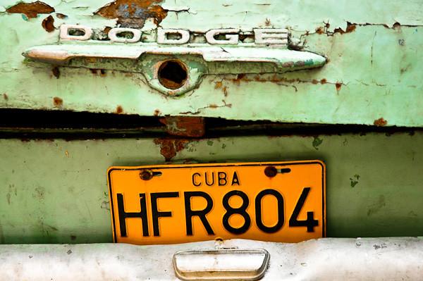 Old Dodge<br /> Havana