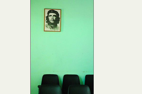 Portrait of Che<br /> Trinidad