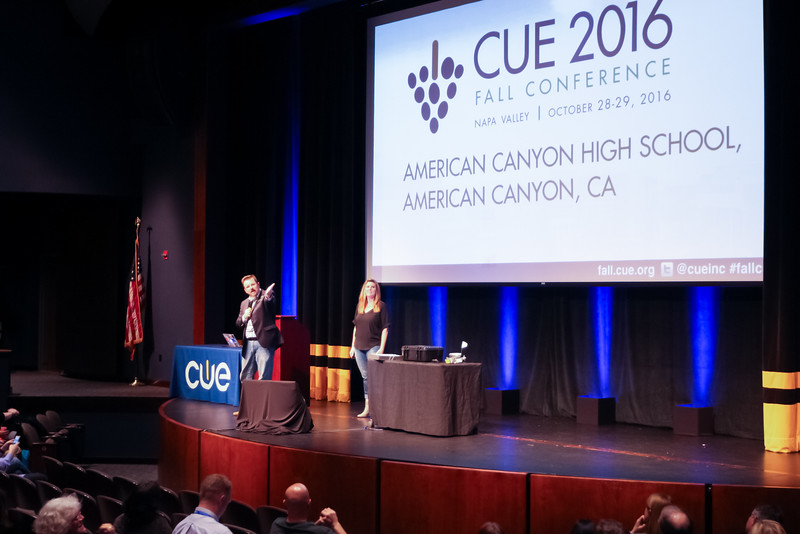 Photo by Danny Silva - © 2016 CUE - http://cue.org