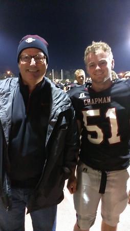 Chapman Football Misc.