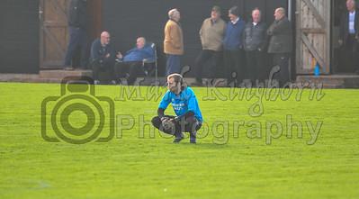 CUFC V Tweeddale Rovers Colts