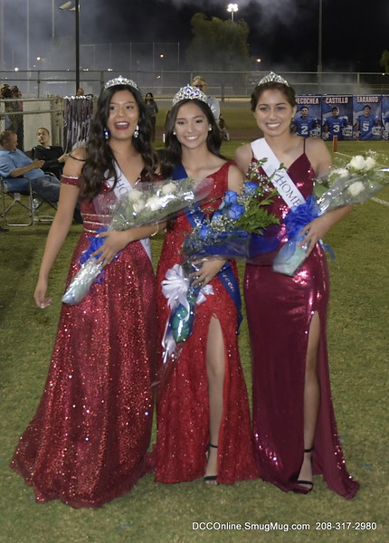 CUHS SPARTAN Homecoming Pre-game and Half-time 2018