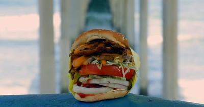 Hodad's Burger Slo Mo