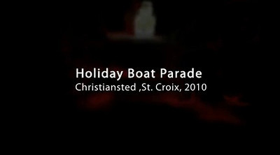 St. Croix Christmas Boat Parade