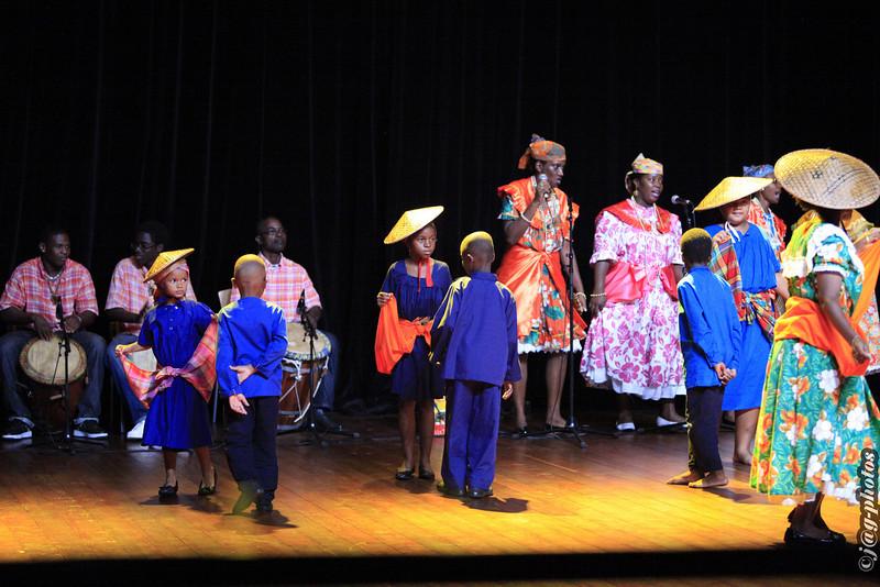Association KOUNANNAN GREZILIA<br /> Danse traditionnelle Guyanaise