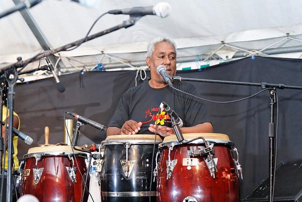 Biguine jazz, Martinique, Eric Bonheur, Gilles Rosine, Paco Charlery