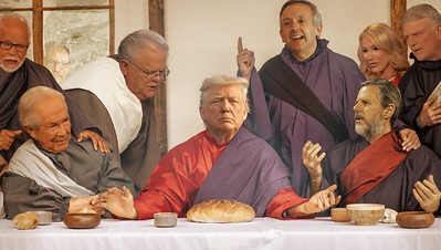 Evangelical Leaders Ask Trump Which One Of Them Will Betray Him During Impeachment Proceedings