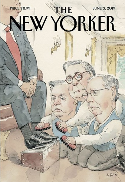 The New Yorker (3 June, 2019)