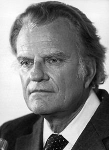 Billy Graham, a Pseudo-Christian if ever there was one  (1918 - 2018)