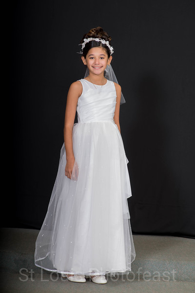 5/19/2018 - 1:00 PM - First Communion - By Nancy Kay Lyons
