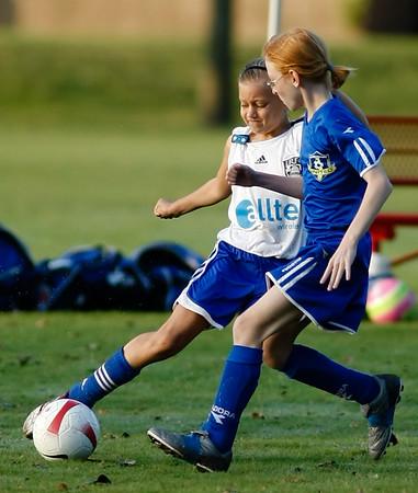 CCC U11 Gold - vs Shreveport FC Fury 97