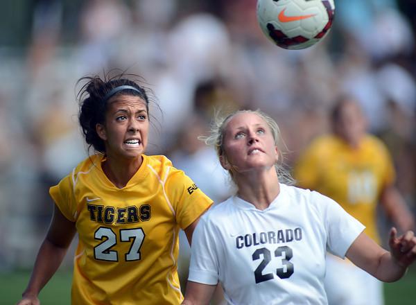 Colorado vs Colorado College Soccer