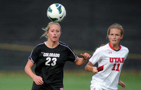 Colorado vs Utah Soccer 2012