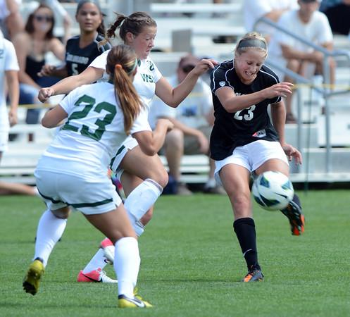 CU vs Wright State Soccer