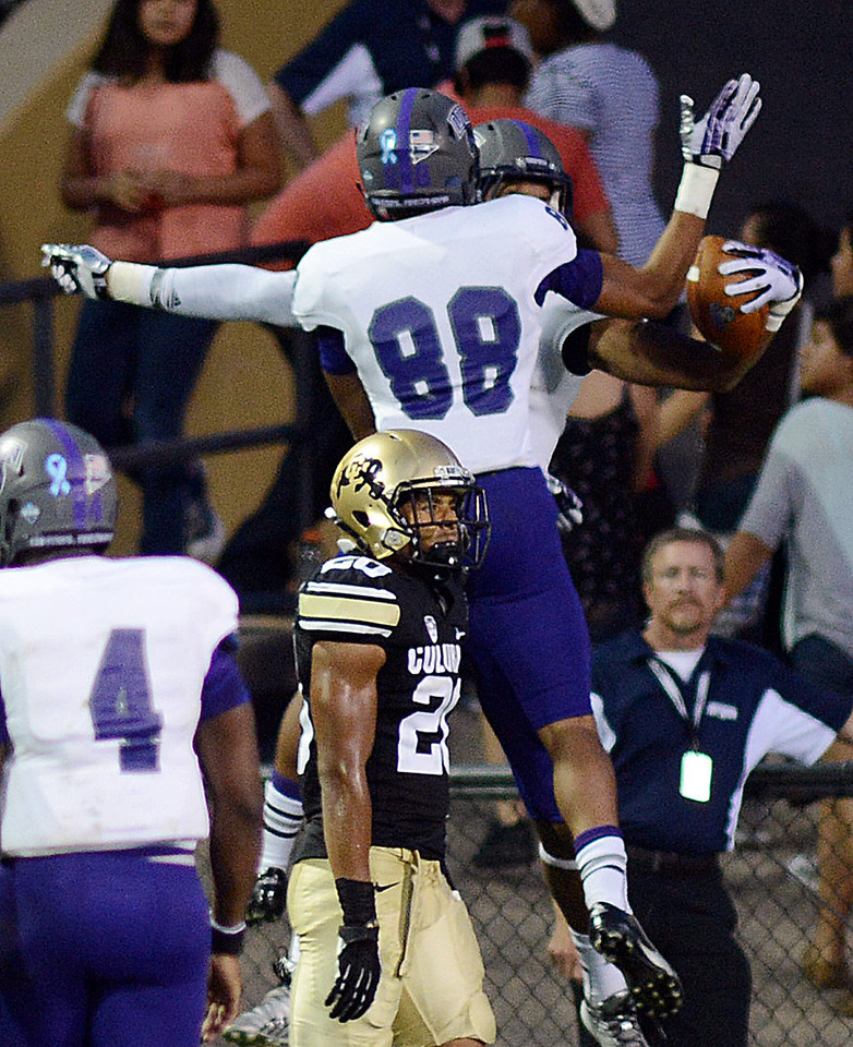 Colorado vs Central Arkansas Football98  Colorado vs Central Ark
