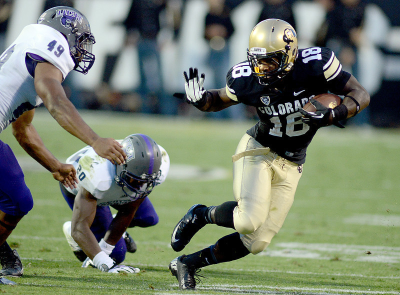 Colorado vs Central Arkansas Football73  Colorado vs Central Ark