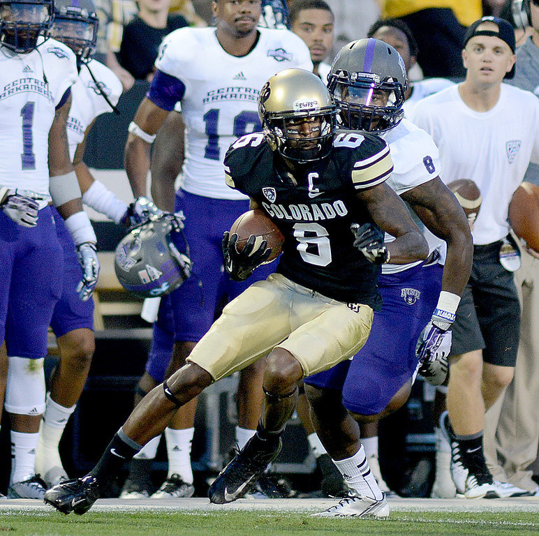 Colorado vs Central Arkansas Football57  Colorado vs Central Ark
