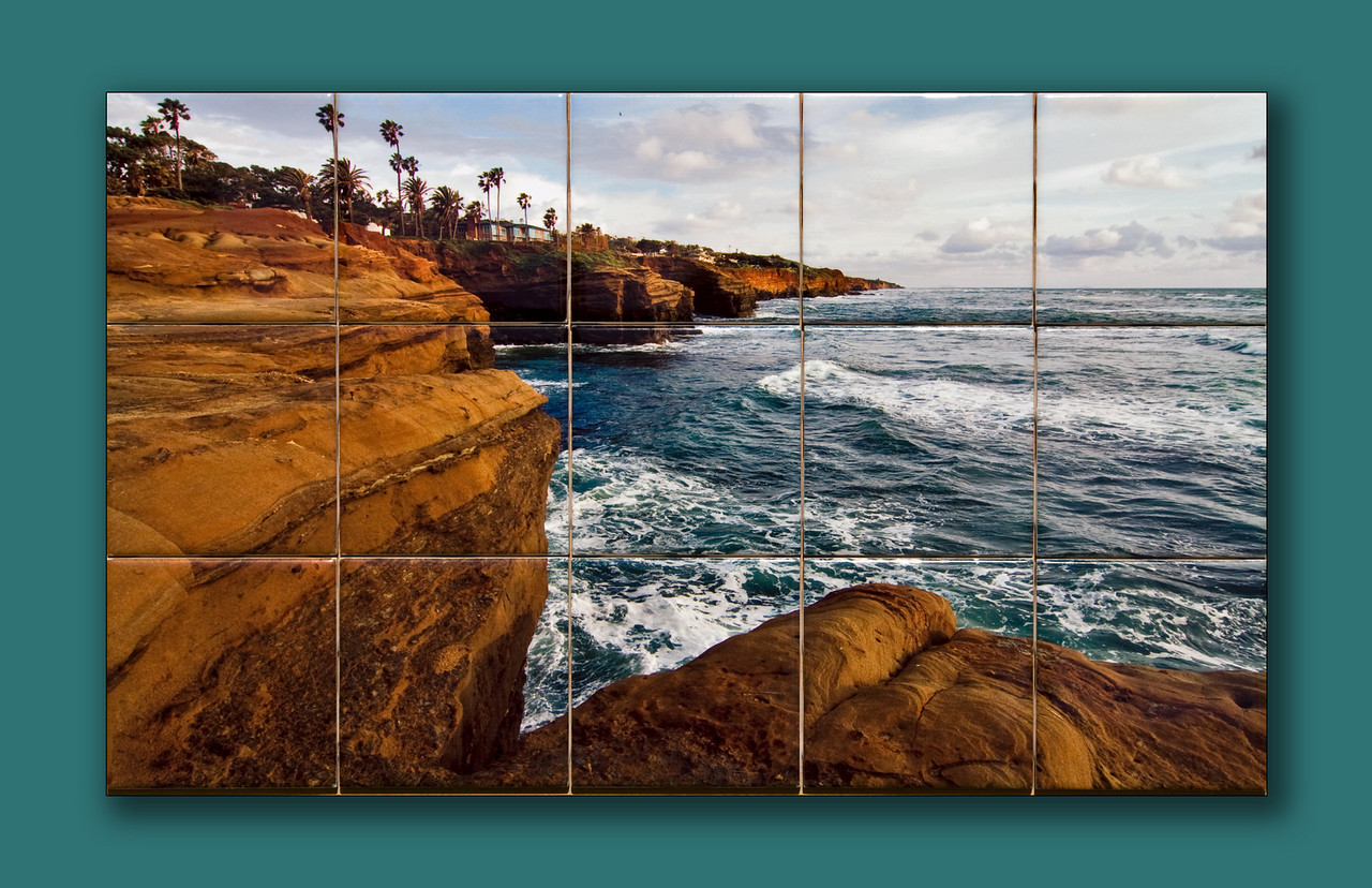 """THREE EASY STEPS to Order<br /> <br /> 1)SELECT an IMAGE: Select one of my      photos or choose your photo and/or graphic<br /> <br /> 2)CHOOSE finished PROJECT DIMENSIONS<br /> example: You would like a 2.5ft X 4ft backlit wall mural or you want to install a 12"""" X 18"""" kitchen backsplash<br /> <br /> 3)SELECT TILE SIZE and FINISH<br /> <br /> notes: <br /> ~Images submitted for orders may not be copyrighted unless you hold the copyright. If copyrighted, documentation stating permission to use must be submitted to myself to complete order.<br /> <br /> ~Submit questions, quote requests and orders to russhartphotography@yahoo.com or call 619-318-4209. <br /> <br /> ~If using your image/graphic/logo submit images via email or submit on CD<br /> <br /> ~Contact Russ for questions about image submission and for help with project size and quotes"""