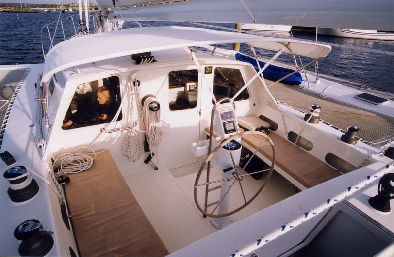"HH54, ""Flying Fish"" built by Charlie Pingree, Banks Cove Boatworks"
