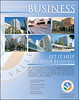 Full page ad promoting the San Jose Silicon Valley Chamber of Commerce featuring photos I shot of Downtown San Jose.