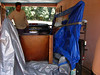 """Packed in my truck ready to bring it to Ajijic for crating to protect it on the long trip """"home""""."""