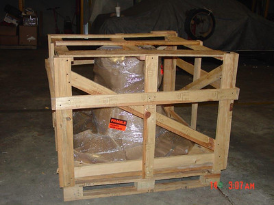 This is the rebuilt base crate.