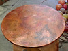 Waxed table top. It is truly gorgeous, Jennifer. We are very pleased with the work.