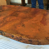 Aqui es una otra muestra de la patina color que quiero para las cubiertas de Rene, Hayleh y Craig.