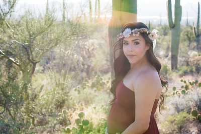 Gates Pass Maternity Photos