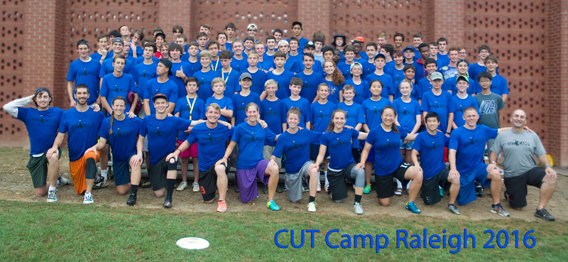 Cut Camp Raleigh Day 2