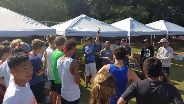 CUT Camp 2 - Day 2
