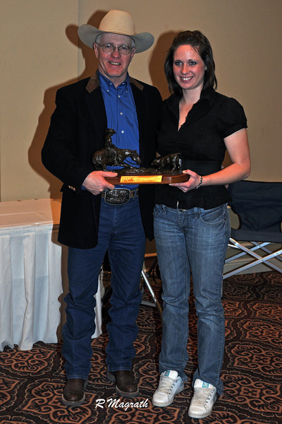 CHA 0115<br /> NCHA 2000 LIMIT RIDER BRONZE:<br /> KELLY PARK <br /> LES TIMMONS PRESENTING