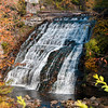 MILL CREEK FALLS FALL COLOR