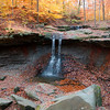 BLUE HEN FALLS FALL COLOR