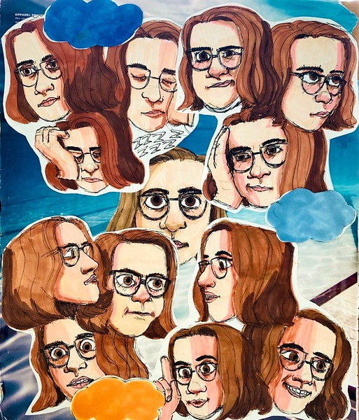 Many Faces (Bailee Brunkhardt)