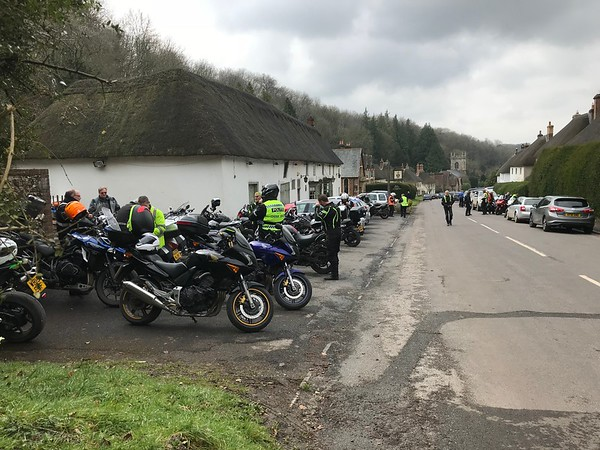 CVAM March 2018 Milton Abbas Run