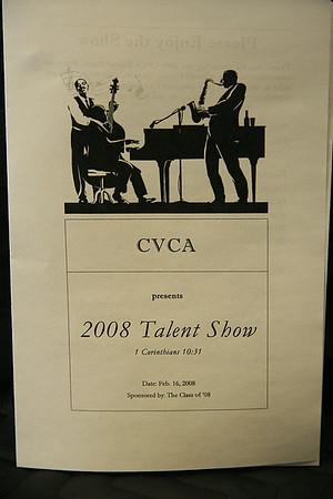 CVCA Talent Show 2008