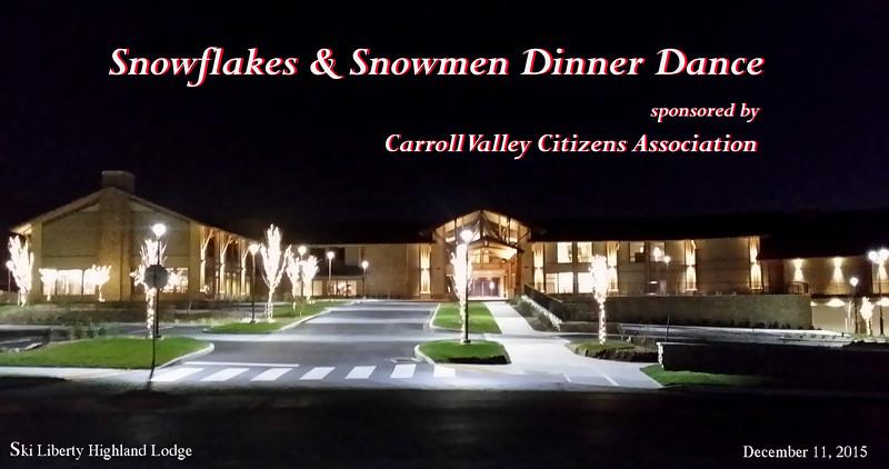 CVCA Holiday Dinner - 2015