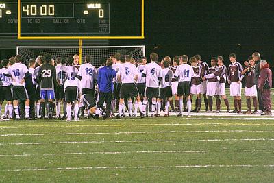 CVCA Mens Soccer (2) - 2005 District Final - Walsh Jesuit (1) - 2OT Epic