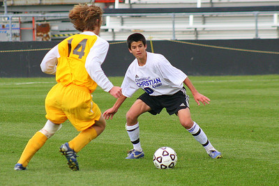 OHSAA D2 State Final - 2-0 W - 2007 Champions