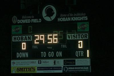 CVCA Womens Soccer 2008 District Final Hoban L Shootout