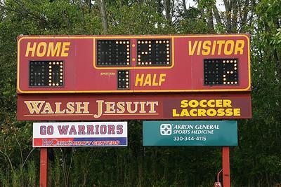 Walsh 2-0 W (2nd half)